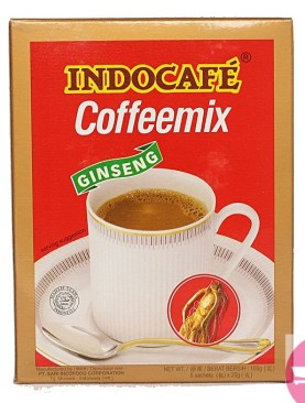 Indocafe coffee mix ginseng- 25g