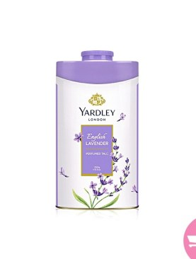 Yardley english lavender perfumed talc -250g