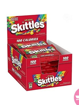Carton of Skittles - 38g X 14 Pack