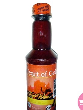 Heart of Golo Red Wine