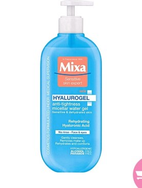 Mixa hyalurogel reducing the feeling of Tightness Micellar Gel 200 ml
