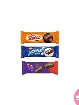 ALDIVA 40 gr Cakes (Rotto + Cake Break + Porleo ) 3 pcs