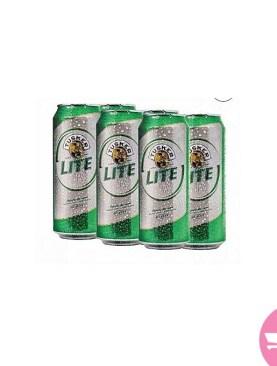 6 Pack Tusker Lite Canned Beer - 500ml
