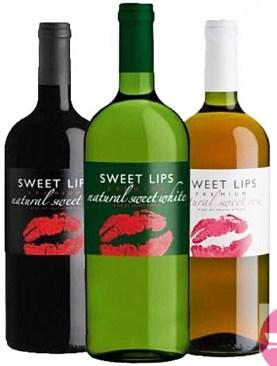 Sweet Lips, Natural Sweet - 750ml