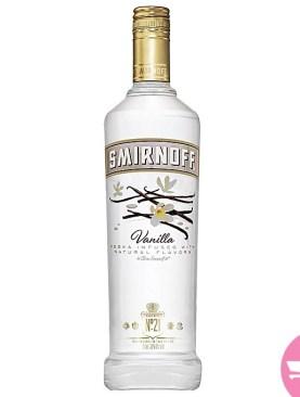 Smirnoff Vodka Vanilla - 1000ml