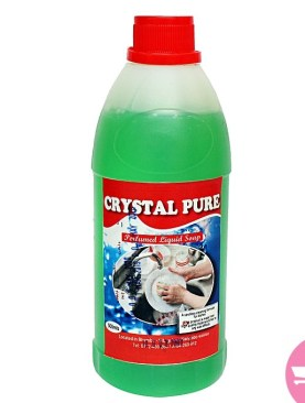 Crystal Pure Perfumed Liquid Soap - 500ml