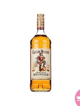 Captain Morgan Spiced Gold - 1000ml
