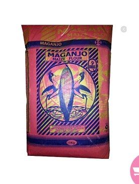 Maganjo maize flour