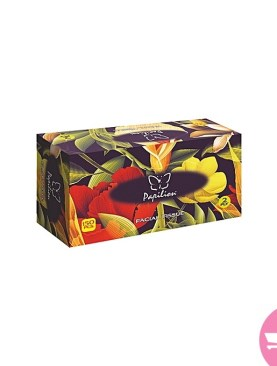 Papilion tissue paper box for Cars - 150 Tissues