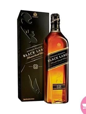 Johnnie Walker Black Label -1000Ml