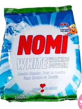 Nomi detergent powder