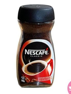 Nescafe coffe