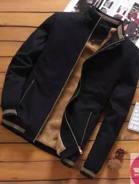 Cool wool men's jackets