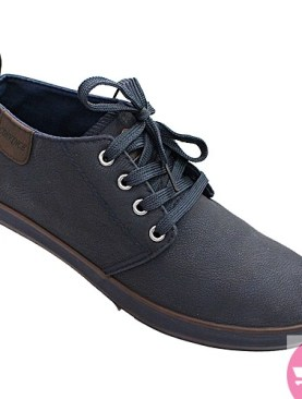 Men's casual shoes- navy blue