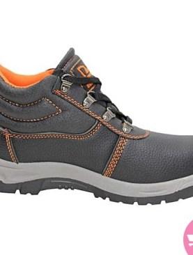 Rocklander Safety Shoes/Boots - Black,Orange,Grey.
