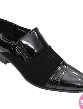 Men's oxford shoes- black
