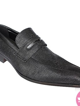 Men's classic gentle shoes - black