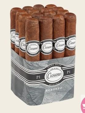 Cusano 16 pack Cusano cigars.