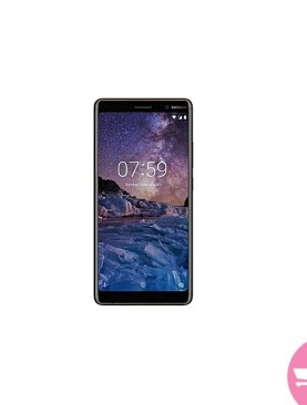 Nokia 7.1 6-Inch , 4GB RAM, 64GB ROM, Battery 3060mAh, Dual SIM, Android8.1- black