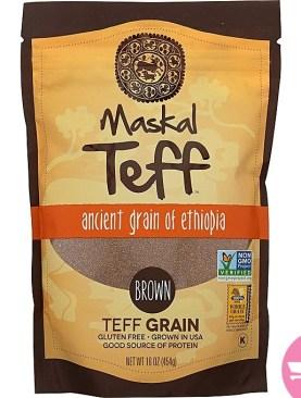 Maskal Teff Brown Grain