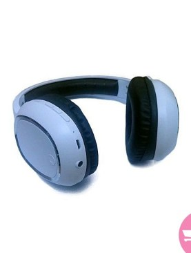 YS-BT9957 Universal Wireless Headphone With TF Card Support - White