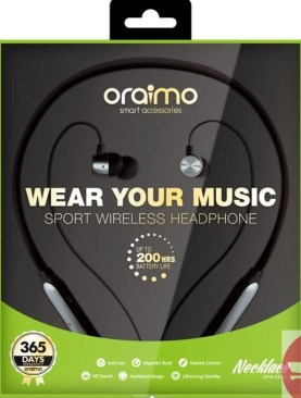 Oraimo OEB-E54D Wireless Bluetooth Headphones