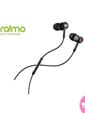 ORAIMO Atom OEP-E36 Optimized Metal In-Ear Earphone - Black