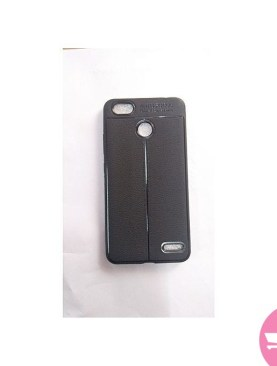 Autofocus Back Cover for Techno Spark K7 - Black
