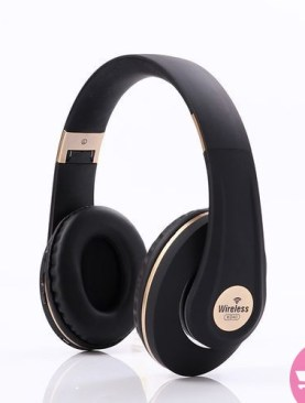 KD40 Wireless Bluetooth Headphones - Color May Vary