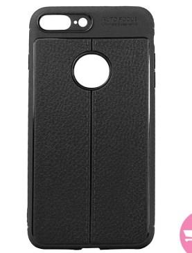 AutoFocus Back Case for Apple iPhone 8 Plus - Black