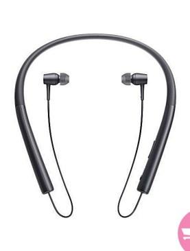 Wireless Bluetooth Neck Band Earbuds - Black