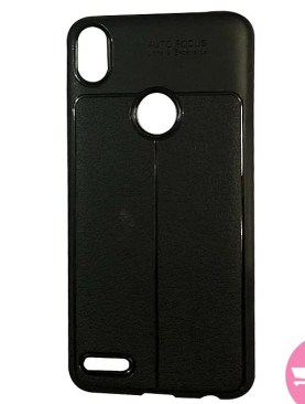 Back Cover Case For Infinix Smart 2 X5515 - Black