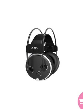 NIA S1000 Proffesional High Quality Wireless Bluetooth SuperBass Stereo Headsets - Black