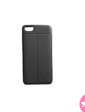 Auto Focus Cover Case for Tecno F2 - Black