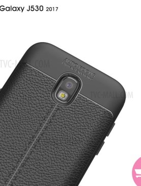 Samsung J5pro Auto Focus Back Case - Black