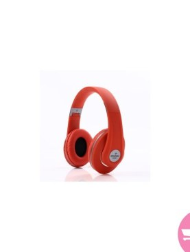 KD40 Headphone Wireless BT for Home Theater Mobile Phone Computer - Red