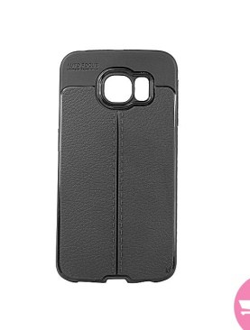 AutoFocus Back Case for Samsung Galaxy S6 - Black