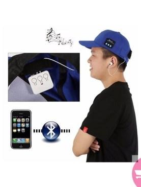 Wearable Hat Bluetooth Earphones Baseball Cap