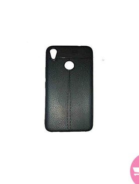 Nkobee Hard Case with Finger Ring Stand Silicone For Note 8 - Black