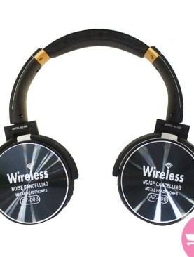Wireless Headphones AZ-008 - Black