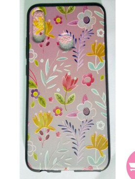 Tecno Camon 11 And Camon 11 Pro Floral Phone Back Cover - Multi-Color/Colour may vary.