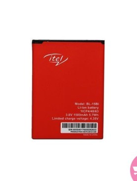 Battery for Itel 1403 1404 1407 1408 1409 - Red