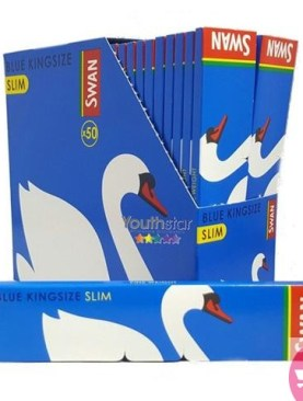 SWAN KING SIZE ROLLING PAPER-BOX