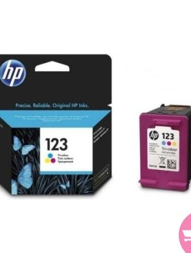 HP Ink 123 Color for InkJet