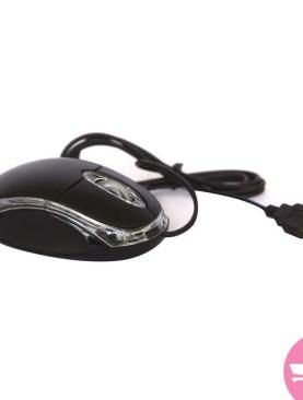 Optical Wheel Mouse - Black