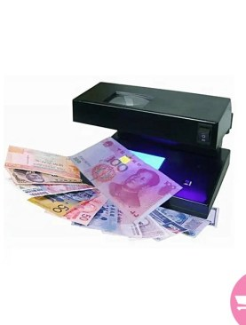 Counterfeit Fake Note Money Currency Detector for Every Office Bank Business Use