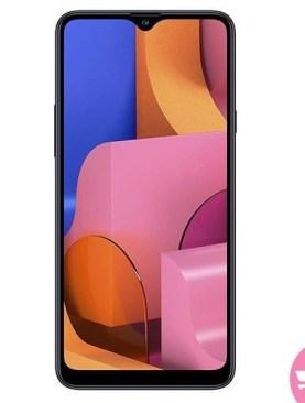 Samsung Galaxy A20s - Blue