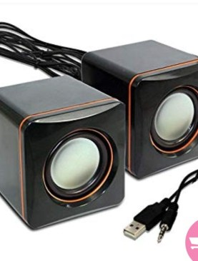 Mini Portable Speaker - Black