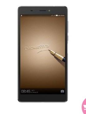 Tecno DroiPad 7F Dual SIM - Black