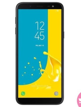 Galaxy J6 Dual SIM LTE - Black